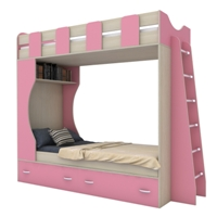 Кровать двухъярусная №1 — обложка