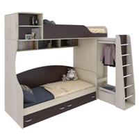 Кровать двухъярусная №2 (ФК-12) – обложка